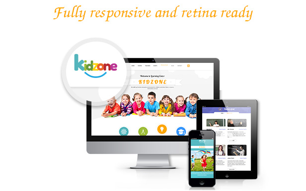 Kidzone with retina ready