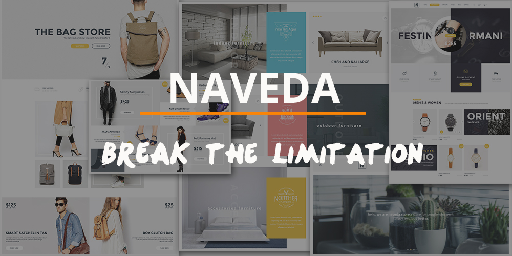 Naveda - MultiConcept WooCommerce WordPress Theme
