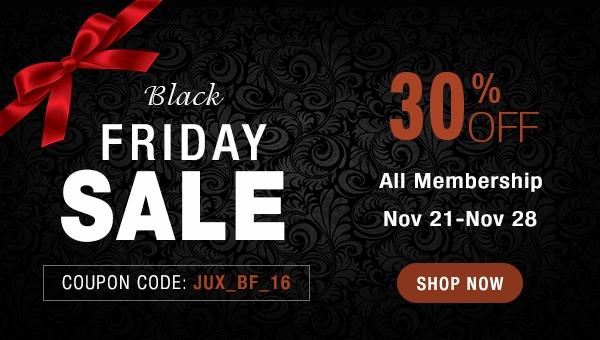 JoomlaUX Black Friday Deal