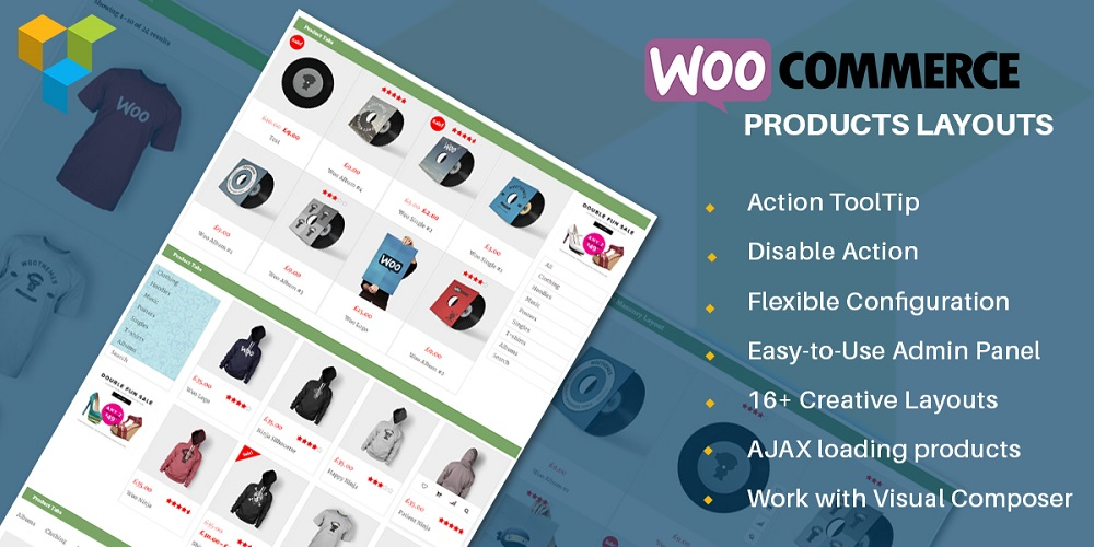 Yolo WooCommerce Products Layouts Plugin