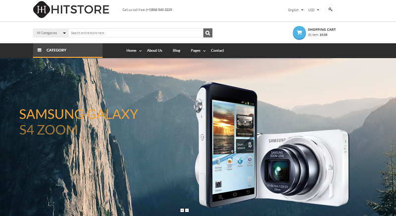 Electronics WooCommerce Theme