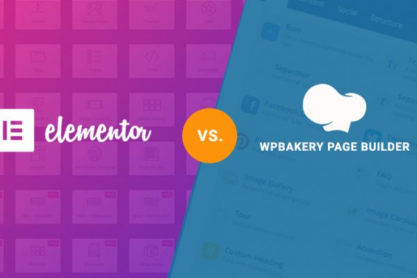 Elementor VS WPBakery Page Builder – Which One is Better?