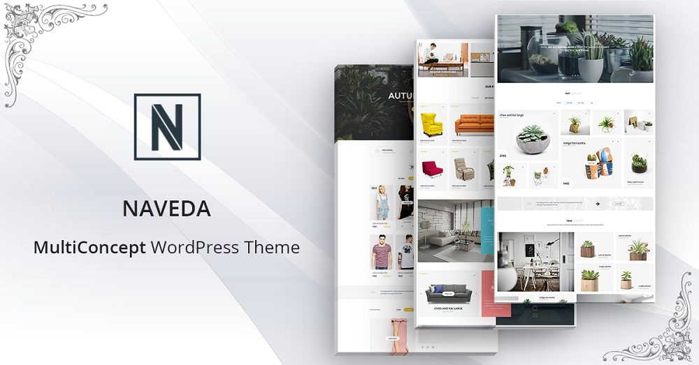 MultiConcept WooCommerce WordPress Theme