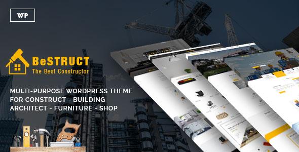 Construction & WooCommerce WordPress Theme